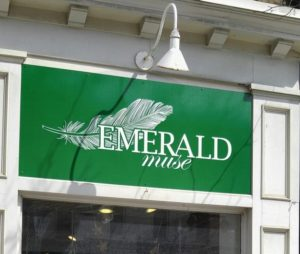 emerald muse storefront